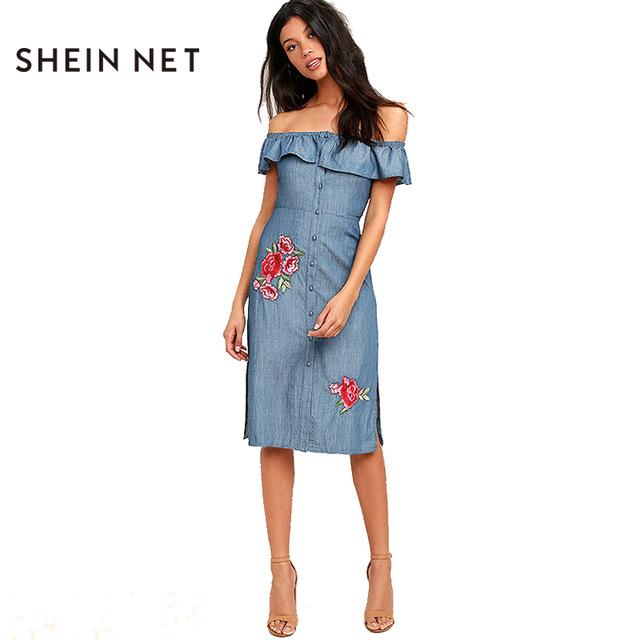 3ffa804b3a6 Джинсовые платья на Алиэкспресс для женщин  обзор